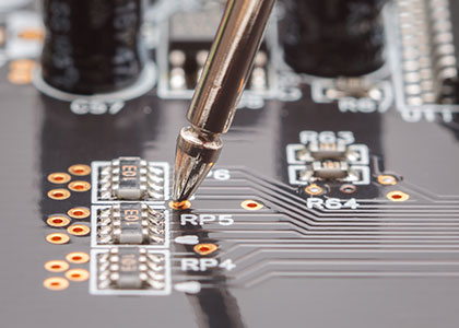 Surface Mount Assembly